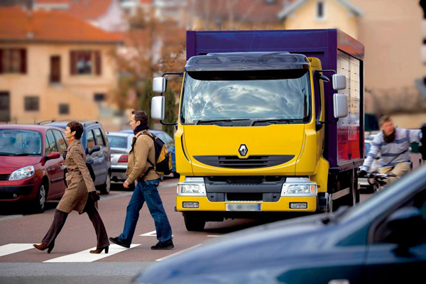 Renault Midlum фото