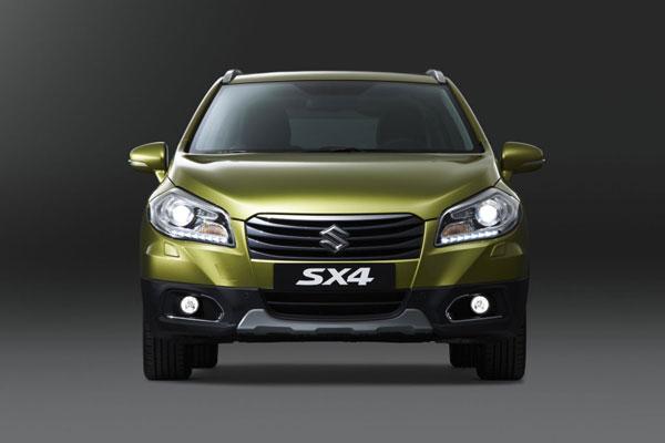 Suzuki SX4 2013 New