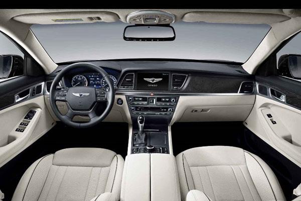 Hyundai Genesis 2014 фото