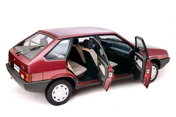 автомобиля ВАЗ 2109
