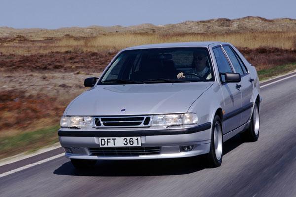 полюбился Saab 9000