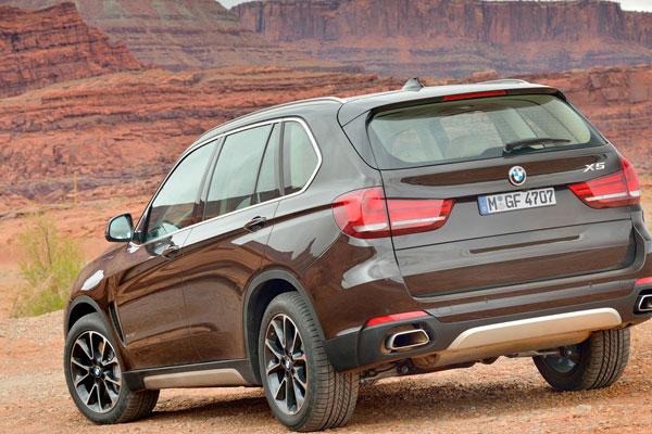 BMW 5 2014 фото