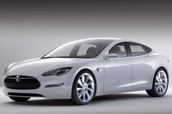 Tesla фото