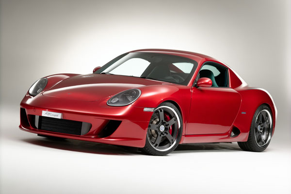 Porsche Cayman фото