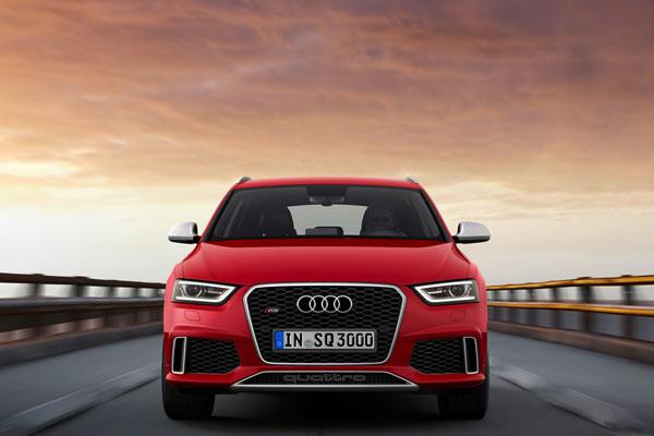 Audi Q3 2014