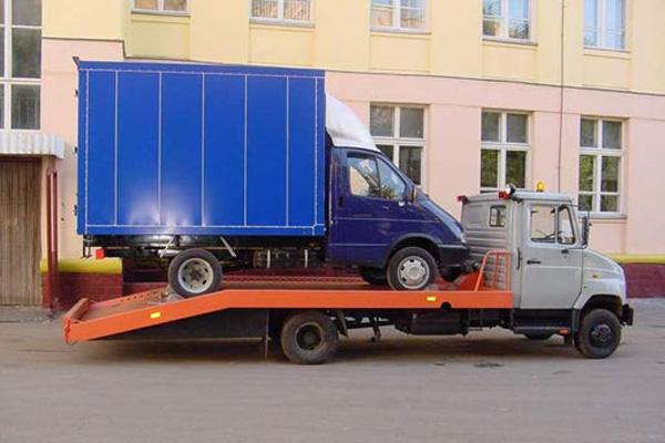 Эвакуация транспортных средств
