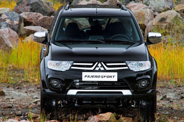 Mitsubishi Pajero Sport 2014