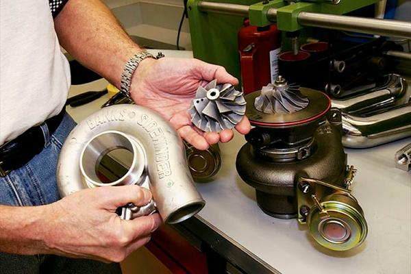 Особенности ремонта турбин