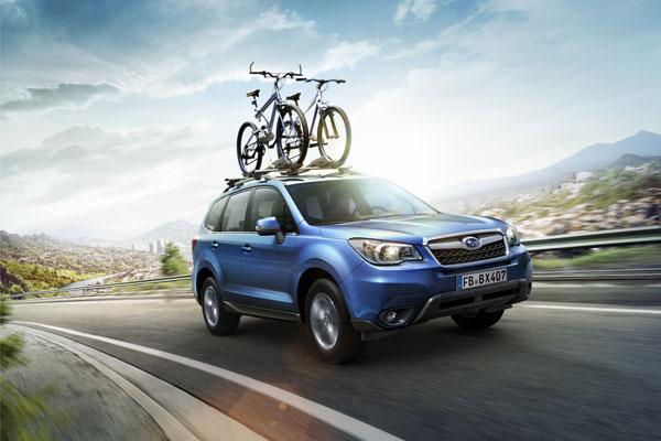 Subaru Forester 2013 фото