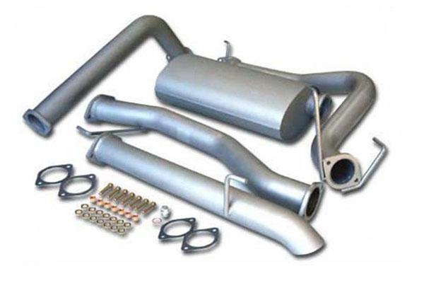 Замена глушителя ВАЗ-2107