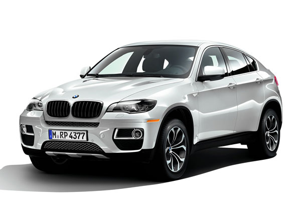 BMW X6 II-поколения