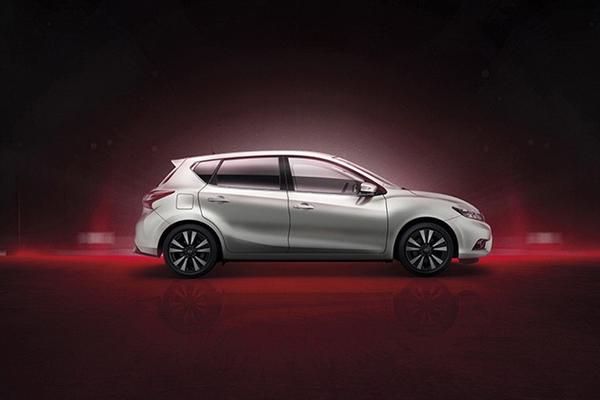 Хэтчбек New Nissan Pulsar