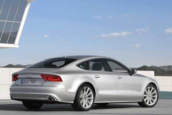 Audi A7-красавчик