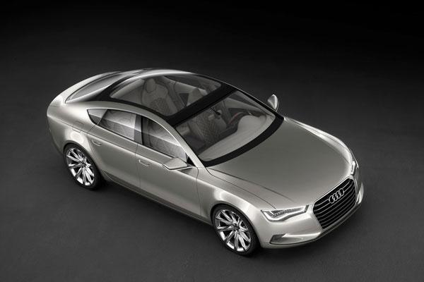 Audi A7 фото