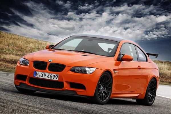 BMW показали купе M3 GTS