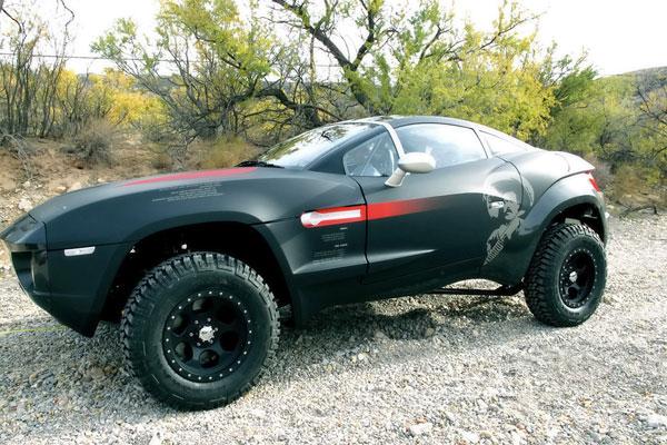 Кроссовер Rally Fighter