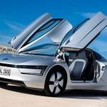 Volkswagen XL1 фото