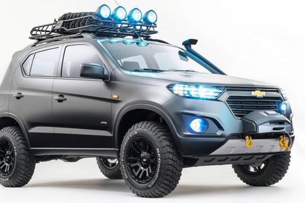 Chevrolet Niva 2014 фото