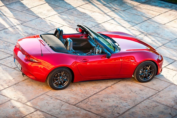 Mazda MX-5 (фото-2)