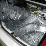 Как правильно сделать шумоизоляцию машины?