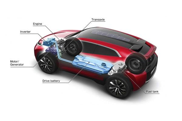 Mitsubishi заменит Lancer Evo кроссовером