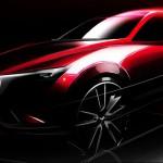 Mazda CX-3 фото