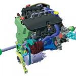 двигатель от ВАЗ фото