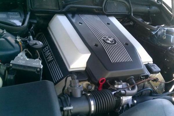 ремонт двигателей БМВ X5