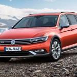Volkswagen подготовил кроссовер