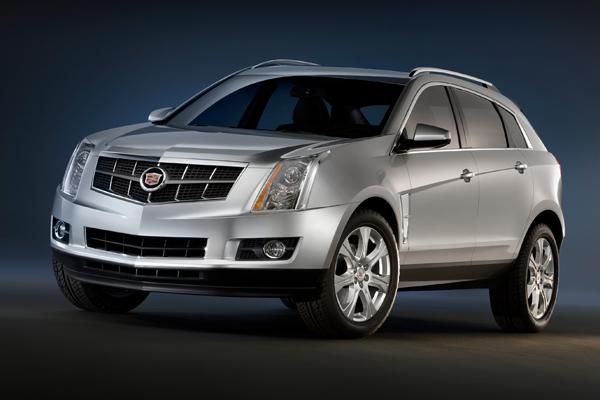 Cadillac SRX фото