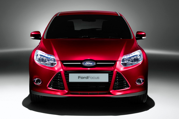 Ford Focus III седан фото