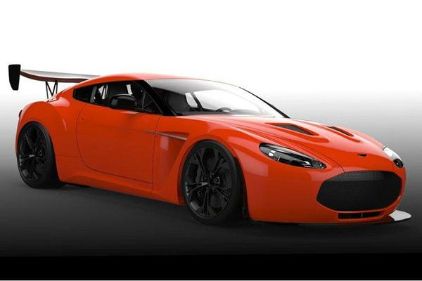 Aston Martin Vulkan фото
