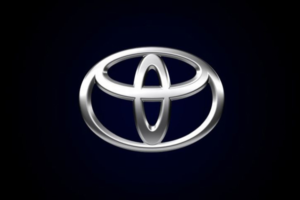 Лого Toyota