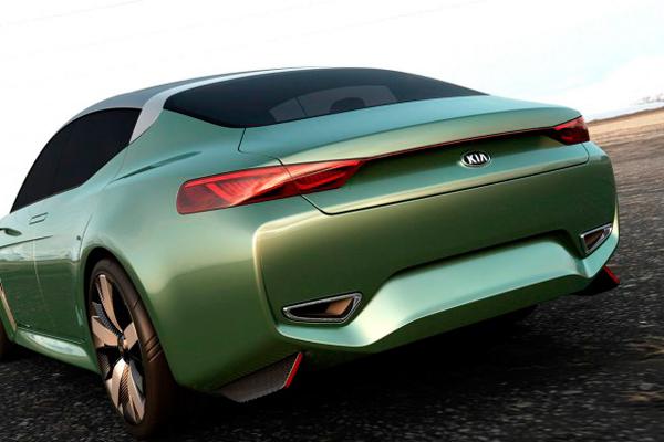 Kia Motors Novo фото