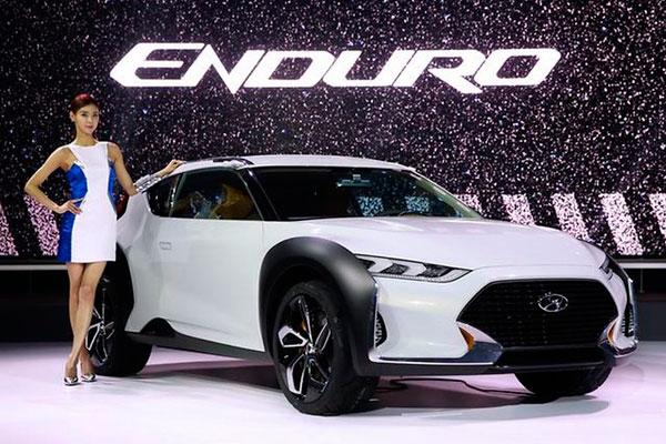 концепт Hyundai Enduro