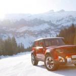 Land Rover Defender фото