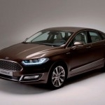 Ford Mondeo Vignale фото