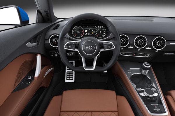 Фото салона Audi TT