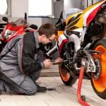 Ремонт мотоцикла фото