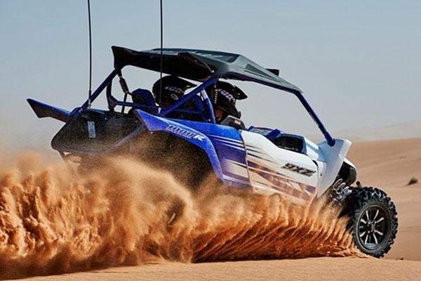 Тест драй в пустыне