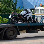 Как сэкономить на эвакуации мотоцикла