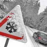 Вождение авто в зимой