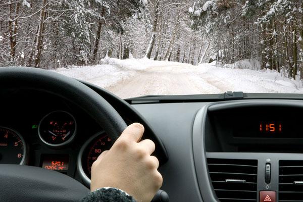 Вот и зима, а за руль страшно