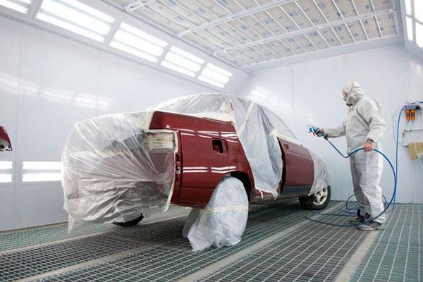 Как и где выполняется процедура косметического ремонта авто?