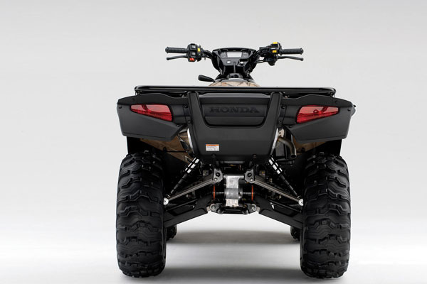 Квадроцикл из скутера (фото-2)
