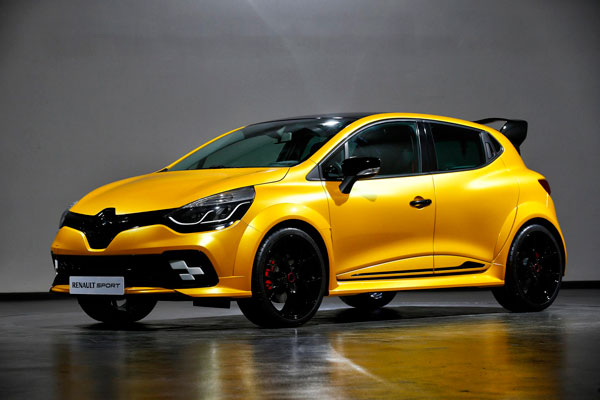 Renault Clio RS (фото-3)