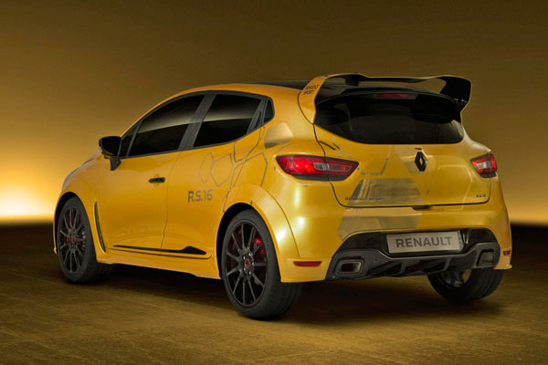 Renault Clio RS (фото-2)