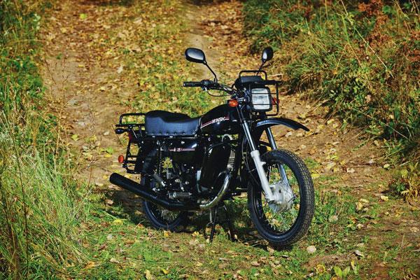 Минск М125Х Лесник фото-4