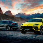 Такого ещё не было - внедорожник от Lamborghini