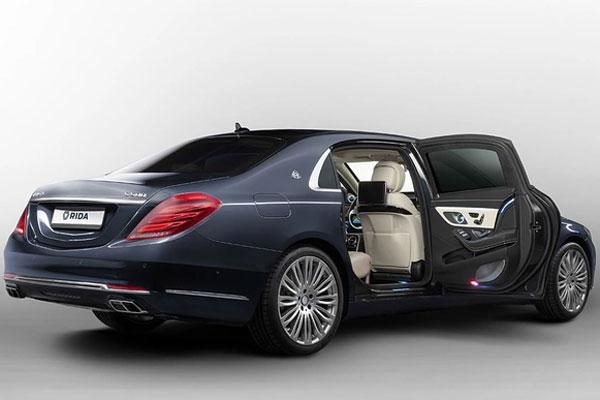 Бронеавтомобиль VIP класса
